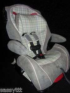 Alpha Omega Elite Convertible Baby Car Seat