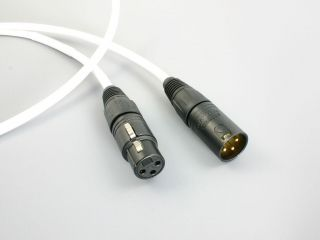 Canare L 4E6S Balanced Audio Interconnect Cable. This picture shows
