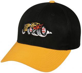 Minor League MiLB Licensed Baseball Cap Hats Yth Adlt