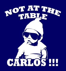Baby Carlos T Shirt The Hangover Movie Funny Shirt