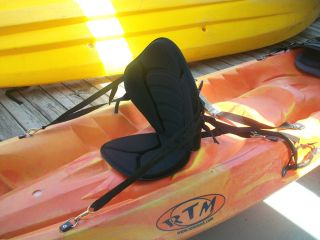 Performance Thermoformed Molded Kayak Seat for Kayak, Paddle Boards
