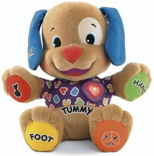 Price Laugh and N Learn Learning Musical Puppy Dog Baby Toy New