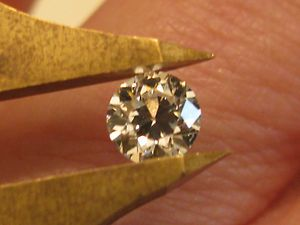 67 Caret Beautiful vs European Cut Diamond Perfect for Engagement Ring
