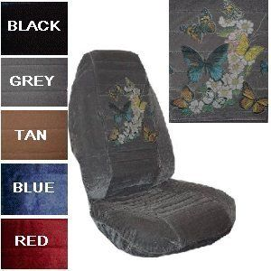 Butterfly Car Truck SUV New Seatcovers Seat Covers PP