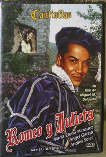 Nuevos En Espanol Mario Moreno Cantinflas  En Romeo Y Julieta