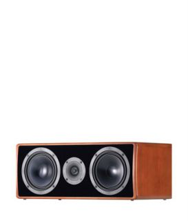 Canton Ergo 605 cm Center Speaker Brand New Color Cherry