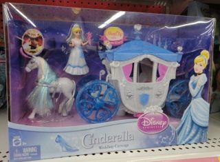 Disney Cinderella Wedding Carriage Polly Pocket Playset