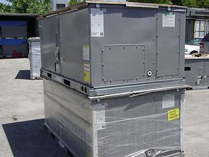 Carrier Package Unit 6 Ton Gas Heat 230 Volt 3Phase