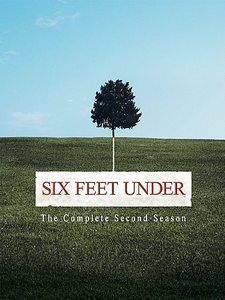 Six Feet Under The Complete Second Season DVD 2004 5 Disc Set