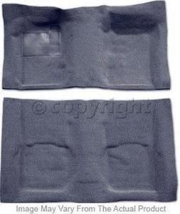 New Rear Nifty Products Kit Carpet Charcoal Dodge RAM 1500 Truck 97 96