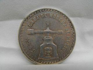 1949 Casa de Moneda de Mexico 1 Ounce Silver Round .925 Fine Mexican