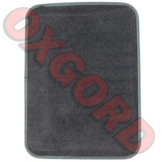 Metro Carpeted Mat 4 PC Set Front Rear Car Floor Mats Medium