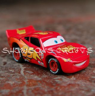 Disney Pixar Cars Takara Tomy C 01 3 Lightning McQueen