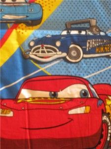 Cars Lightning McQueen Doc Chuck Pool Beach Bath Cotton Towel