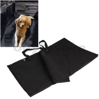 Car Rear Back Seat Cover Pet Cat Dog Protector Hammock
