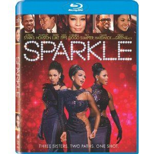 Sparkle Blu Ray Ultraviolet Whitney Houston Jordin Sparks Derek Luke