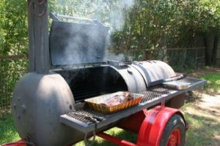 BBQ Smoker Trailer Catering Truck Business Plan Marketing Plan 2 Plans