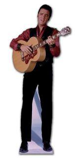 Elvis Presley Singing Lifesize Cardboard Cutout Standee