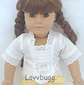 Blouse fits American Girl Felicity Doll BEST PRICES CLOTHES DISCOUNT