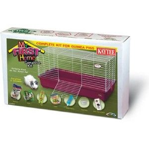 Super Pet My First Home KT Complete Guinea Pig Cage Kit