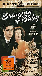 Bringing Up Baby Cary Grant VHS Katharine Hepburn New
