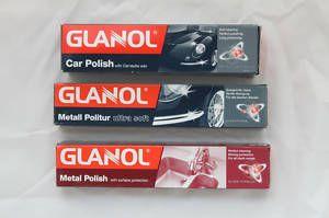 Metal Polish and Car Paint Protection Carnauba Wax Ultra Soft
