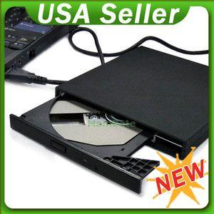 Laptop Notebook External USB 24x CD ROM Drive for HP DV6000 DV8000