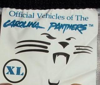 Carolina Panthers 05 Jeep Promo Mesh White Football Jersey Mens XL