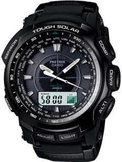 Casio Pathfinder Protrek Solar Atomic Watch PRW5100 1 PRW 5100