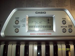 Casio CTK 491 Portable Electronic Keyboard