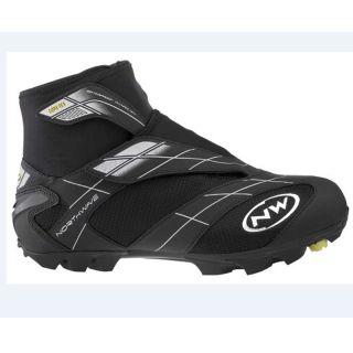 Northwave Celsius GTX Winter MTB Bike Cycling Shoe BLACK Size 12 Gore