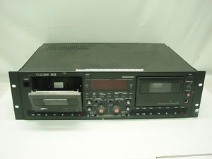 Tascam 302 Dual Cassette Deck Recorder Parts Repair
