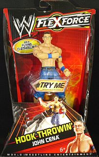 John Cena WWE Flex Force Toy Wrestling Action Figure