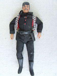 Butch Cavendish Vintage Gabriel Marx The Lone Ranger Action Figure Toy