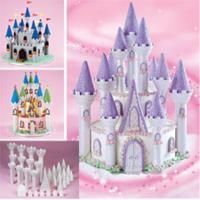 Wilton Romantic Castle Cake Decorating Set Fairy Tale