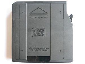 Land Rover Range Rover 6 Disc CD Changer Magazine Cartridge New