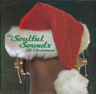 The Soulful Sounds of Christmas Whitney Houston Rhino Stereo 14 Track