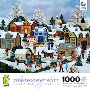 Ceaco Jane Wooster Scott American Cold Hands Warm Heart