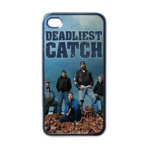 Deadliest Catch iPhone 4 Hard Plastic Case Cover