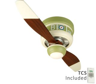 Craftmade 42 Warplanes Sopwith Camel Ceiling Fan