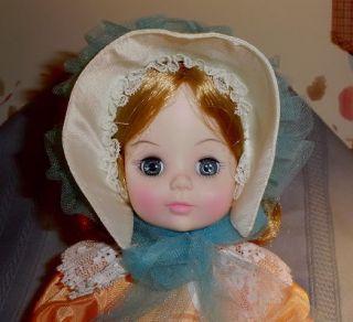14 Madame Alexander Mary Cassatt Doll
