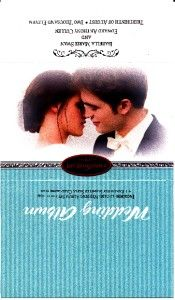 Twilight Breaking Dawn Wedding Album Trading Card Set  Includes Sepia