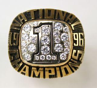 1996 Florida Gators NCAA Championship Ring