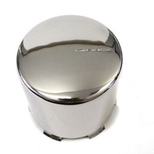 KMC Wheels Style Tank Chrome Center Cap 11357 Used