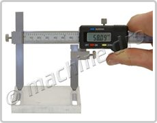 500mm 20Centre Pitch Digital Caliper Adjustable Points