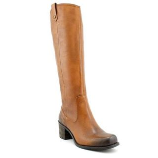 Jessica Simpson Chad Womens Size 7 Brown Leather Fashion   Knee High