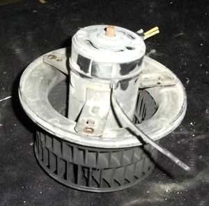Freightliner Century AC / Heater Blower Motor Assembly