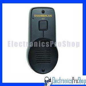 Chamberlain NTD2 Wireless Indoor Outdoor Portable Intercom uses 4 AA