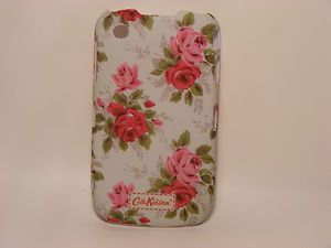 CATH PINK ENGLISH ROSE HARD SHELL COVER CASE BLACKBERRY CURVE 8520