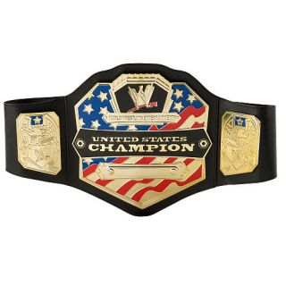 WWE United States Championship Belt Kidspretend Dramatic Play